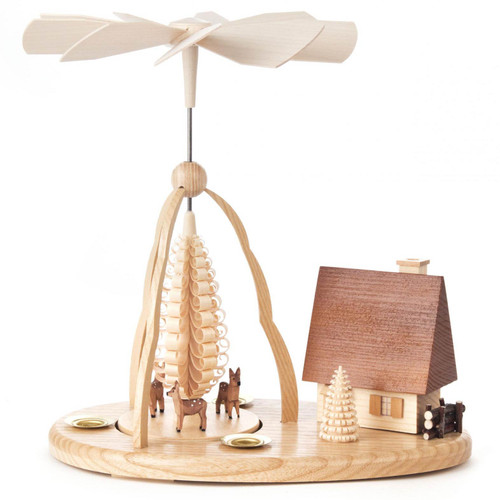 Deer Pyramid Smoking House