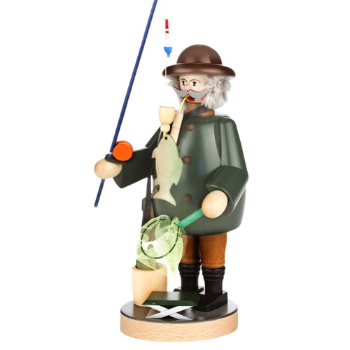 Fishing Buddy German Incense Smoker
