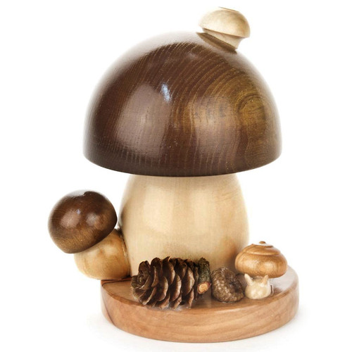 Forest Home Mushroom German Smoker