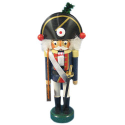 German Nutcracker With Sword