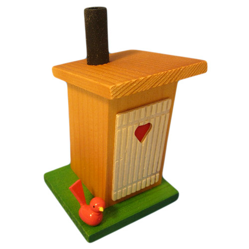 Mini Little Outhouse German Smoker