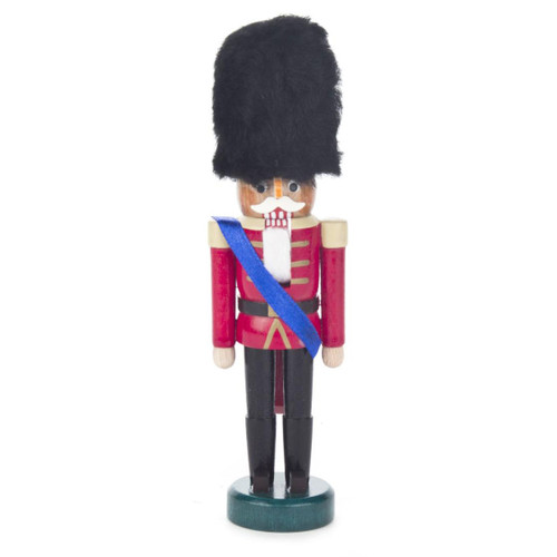 Mini British Guard German Nutcracker