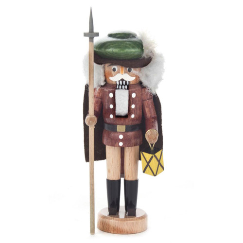 Mini Nightwatchman German Nutcracker