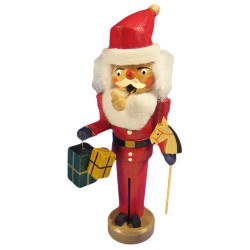 Mini Santa German Incense Smoker