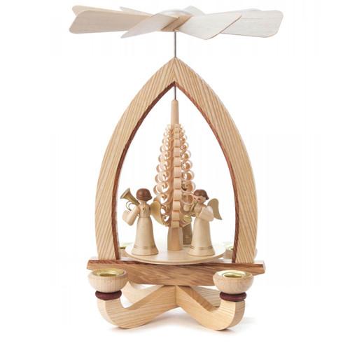 Musical Angels German Christmas Pyramid