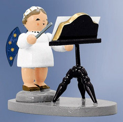 Angel Conductor Figurine