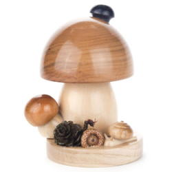 Natural Forest Mushroom German Smoker