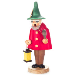 Red Night Gnome Incense German Smoker