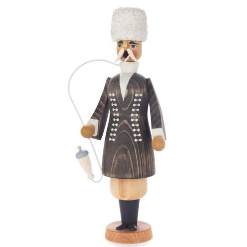 Russian German Incense Smoker - Raeuchermann Tscherkesse