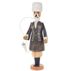Russian German Incense Smoker - Raeuchermann Tscherkesse