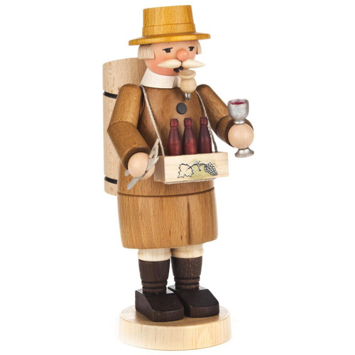 Wine Grape Vineyard German Incense Smoker
