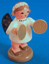 Angel Figurine Cymbals