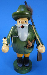 Forest Ranger Bunny Incense German Smoker