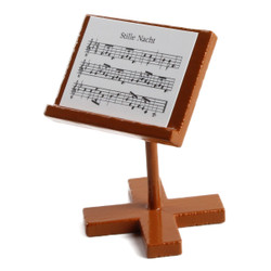 Music Stand Sitting Angel FGW550X0K