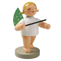 Blonde Angel Director Figurine FGW650X13