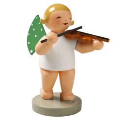 Wendt Kuhn Blonde Angel Violin Figurine FGW650X2