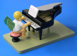 Angel Grand Piano Figurine Wendt Kuhn Open FGW650X23N