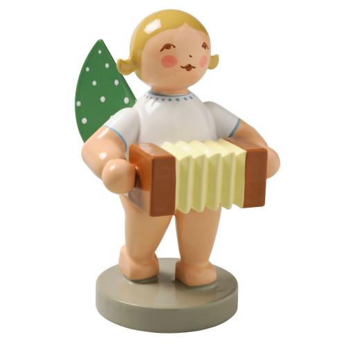 Blonde Angel Concertina Figurine Wendt Kuhn FGW650X8
