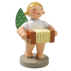 Blonde Angel Bandoneon Figurine Wendt Kuhn FGW650X8