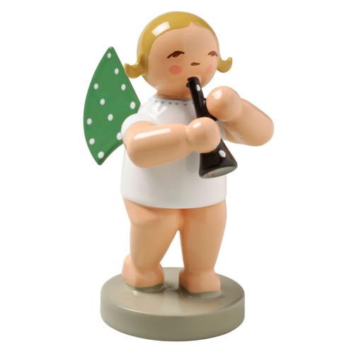 Wendt Kuhn Blonde Angel Clarinet Figurine FGW650X41