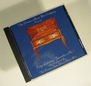 Music Box Easy Listening CD