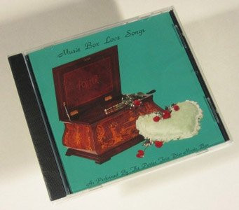 Music Box Love Songs CD