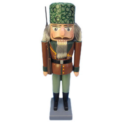 Forest Warden German Nutcracker
