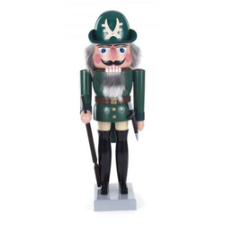 Forest Hunter German Nutcracker