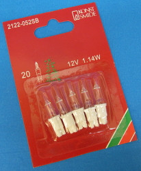 Mini Bulbs 12V 1-14W CHBULB12V1-14W