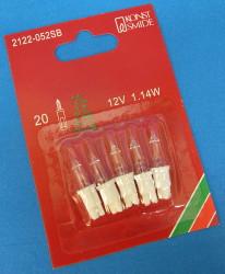 Mini Bulbs 12V 1-14W