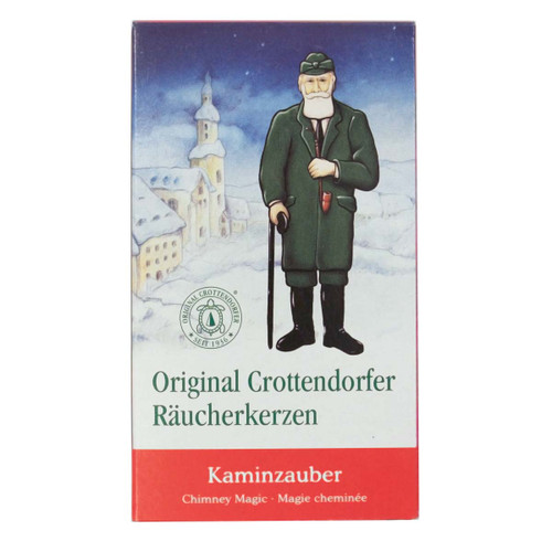 Crottendorfer Wood Fireplace Kaminzauber German Incense IND140X008KZ