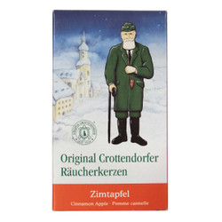 Crottendorfer Cinnamon Apple Zimtapfel German Incense IND140X008ZA