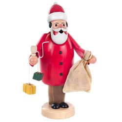 Santa Carry Bag and Gifts German Smoker SMD146X086
