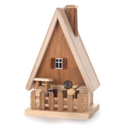 Hunters Wooden Cabin German Smoker SMD146X006X2N