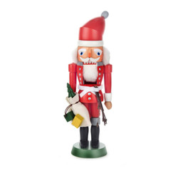 German Santa Nutcracker NCD024X005