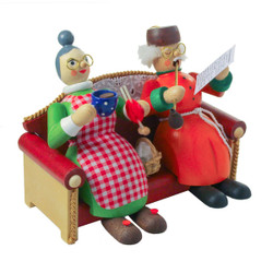 Grandma Oma Grandpa Opa Couch German Smoker SMR260X25