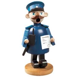 Mini Blue Policeman German Smoker SMR263X55