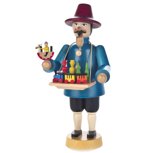 Blue Toy Dealer German Smoker SMD146X294B
