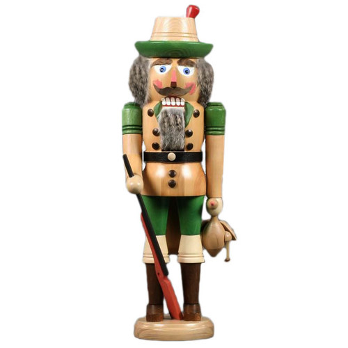 Master Hunter Wooden German Nutcracker NCD023X002X1