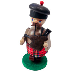 Mini Scottish Bag Piper German Smoker SMR263X59