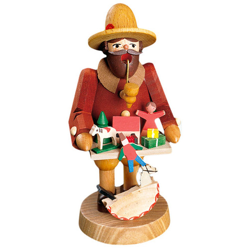 Red Toy Seller Bavarian Incense German Smoker SMR251X01