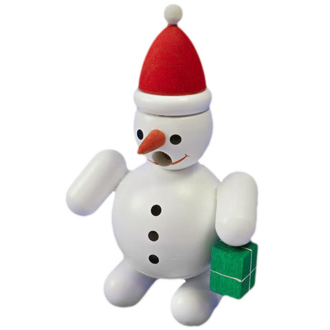 Mini Snowman German Smoker SMR263X80