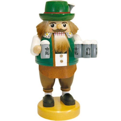 Irish Green Bartender German Nutcracker NCR526X70