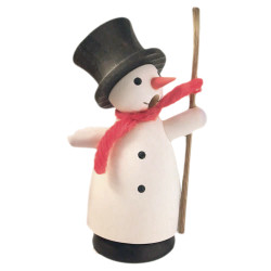 Mini Snowman German Smoker SMD136X148
