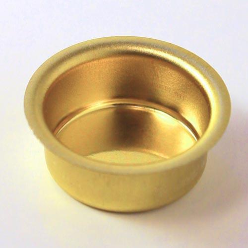Brass Drip Cup 22mm RPBRCUPX22
