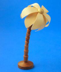 German Palm Tree Figurine 4 Inch