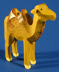 Camel Figurine 50mm