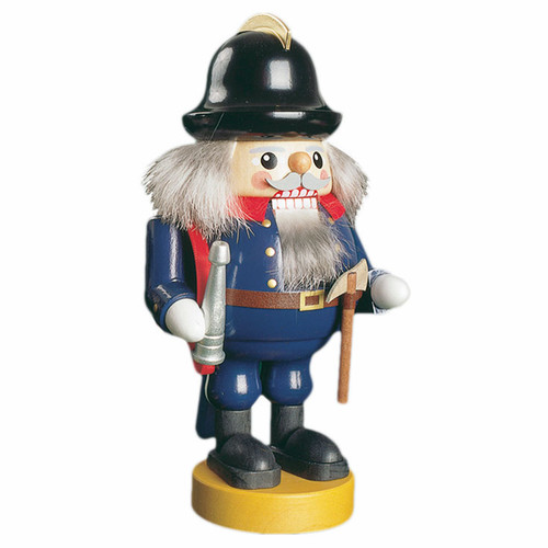 Old Fireman German Nutcracker NCR126X30