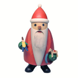 Santa Mini German Nutcracker NCR123x23