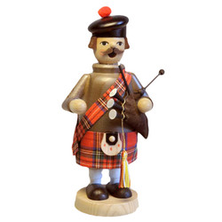 Scottish Scot Bagpiper German Smoker SMR261X60